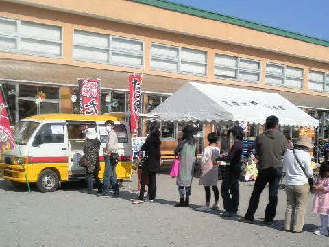 ぐるめ号ドリーム_イベント出店16